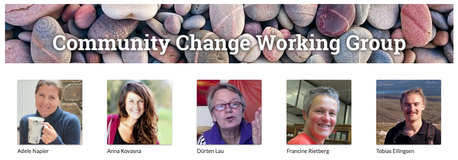 Community Change Working Group